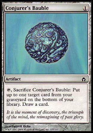Babiole du conjurateur - magic-ville.com