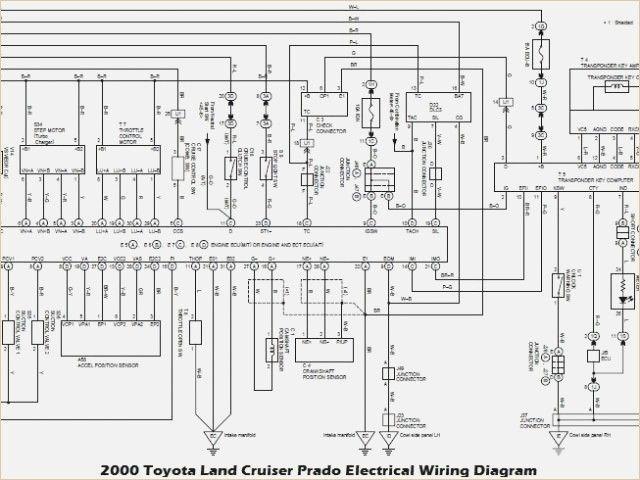 Toyota Prado Wiring Diagram Pdf Toyota Toyota Trucks New Trucks