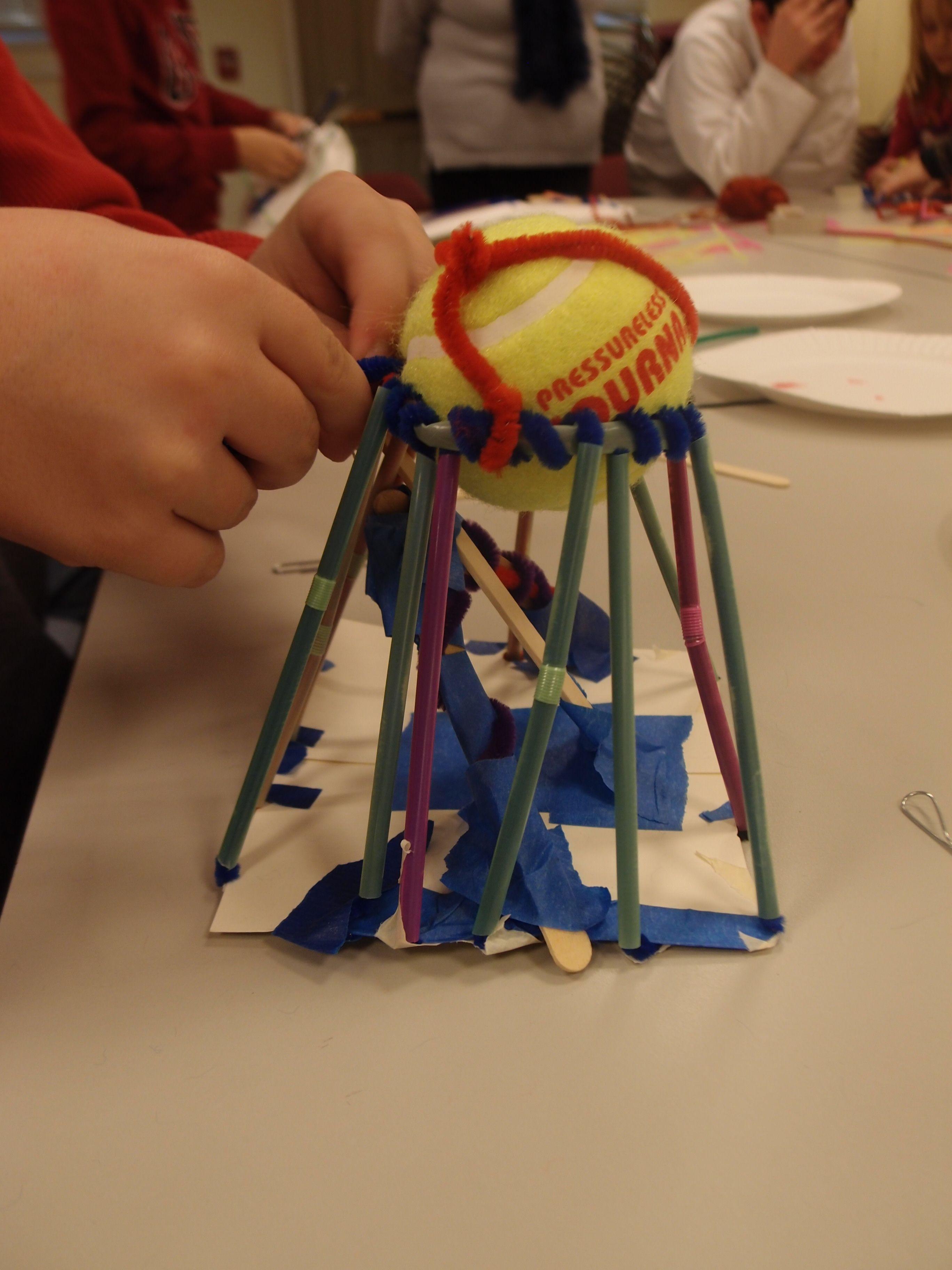 Engineering Challenge Hurricane Towers