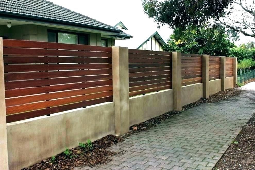 Front Yard Privacy Fence Ideas Fence Front Ideas Privacy