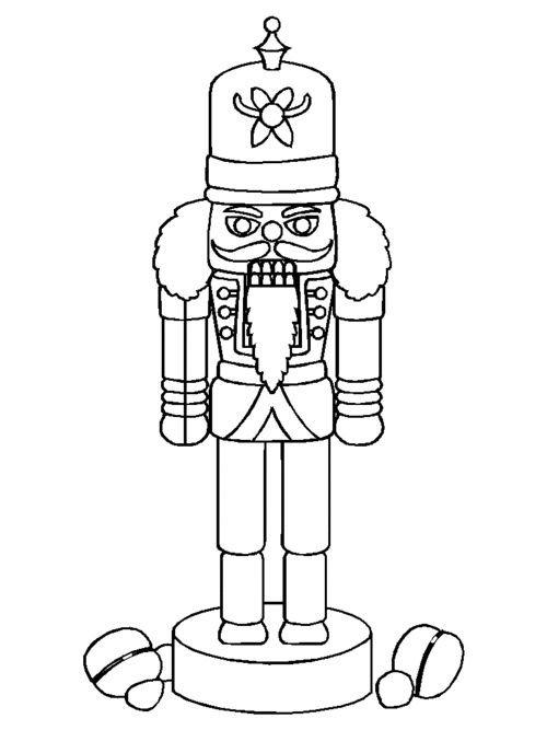 Holiday Gift Guide Inspired By The Nutcracker Nutcracker Crafts Nutcracker Christmas Coloring Pages For Kids