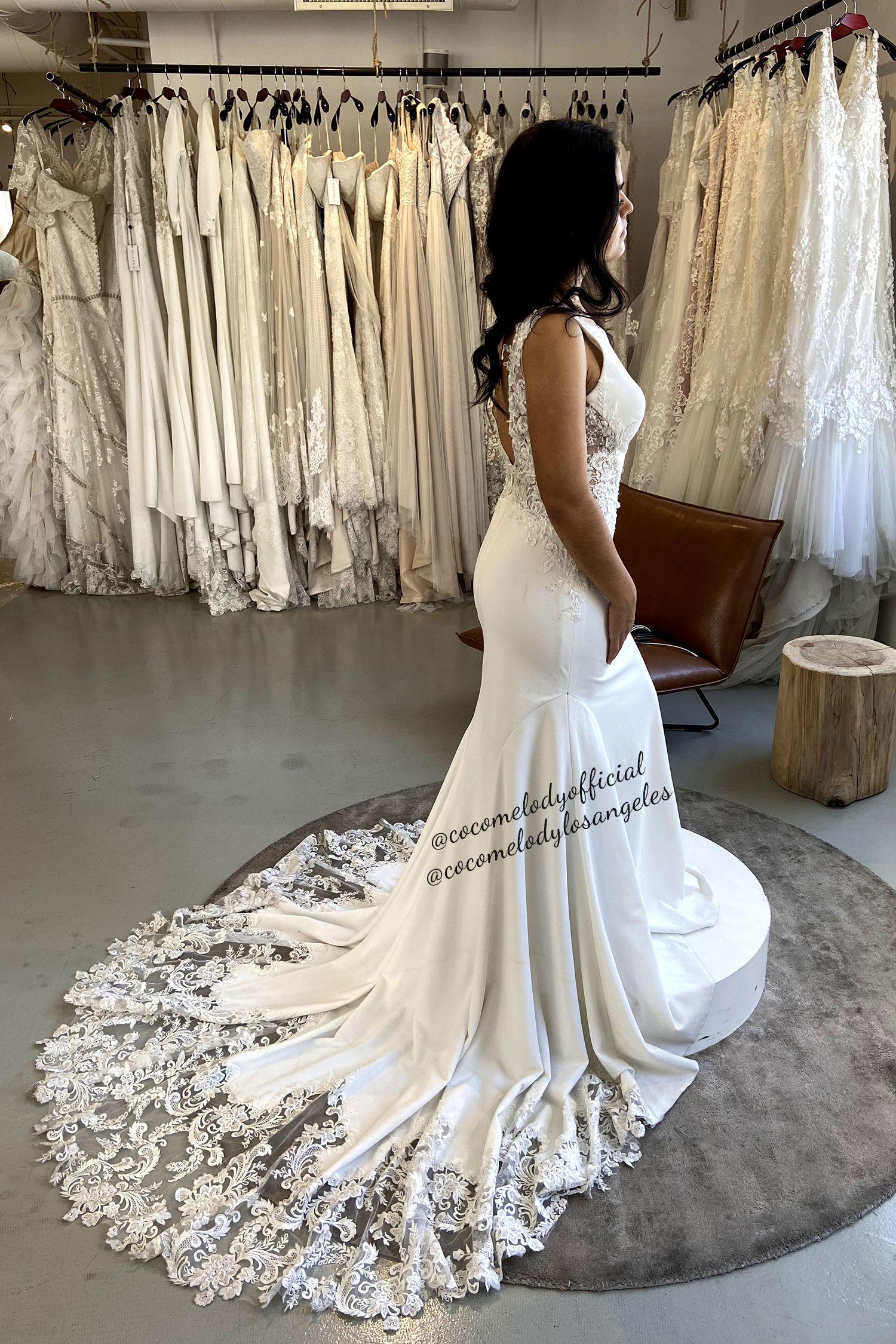 Usd 799 Graceful Bateau Court Train Zipper Wedding Dress Ld5818 In 2020 Wedding Dresses Dresses Dream Wedding Dresses