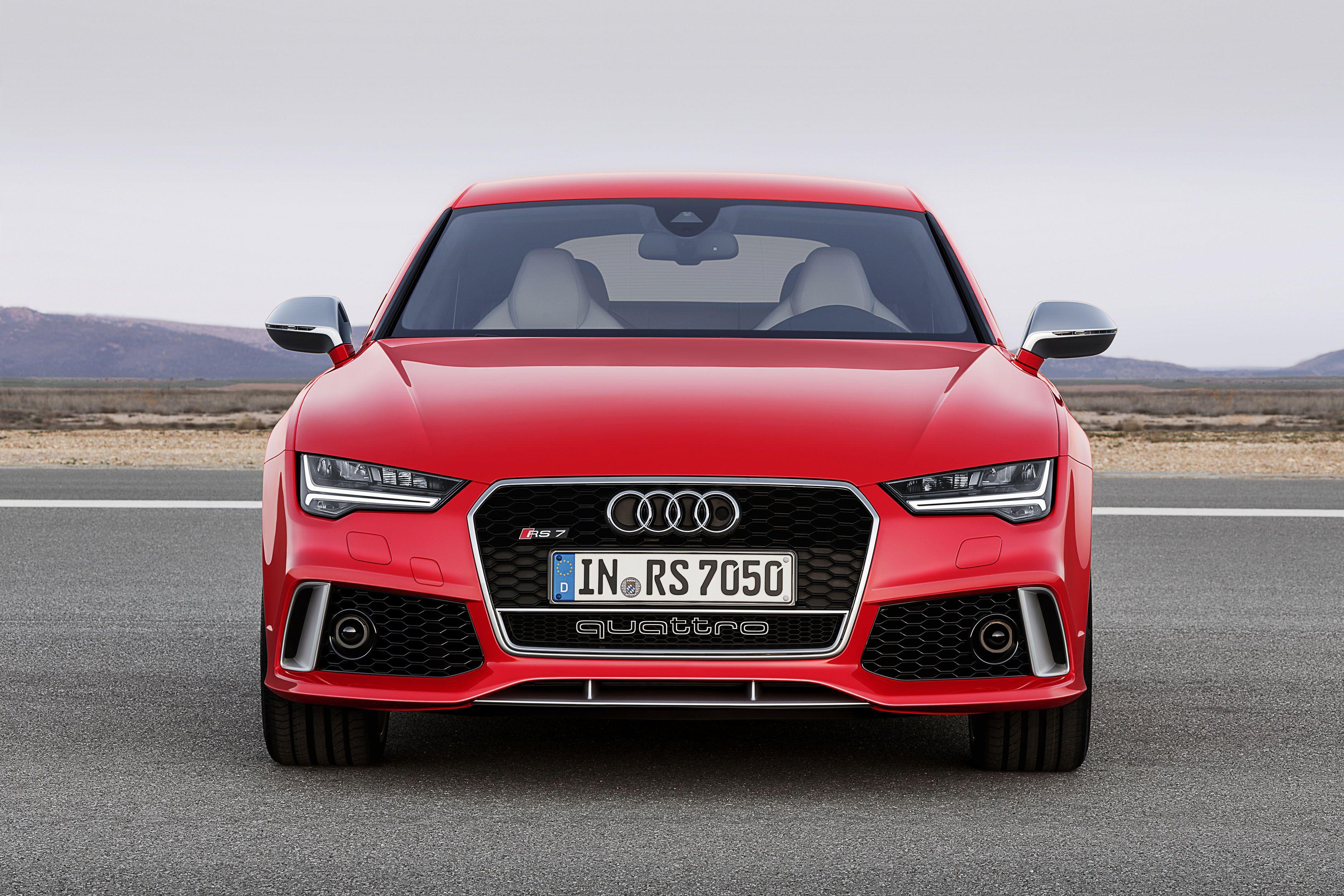 Ook Audi RS7 ontkomt niet aan facelift