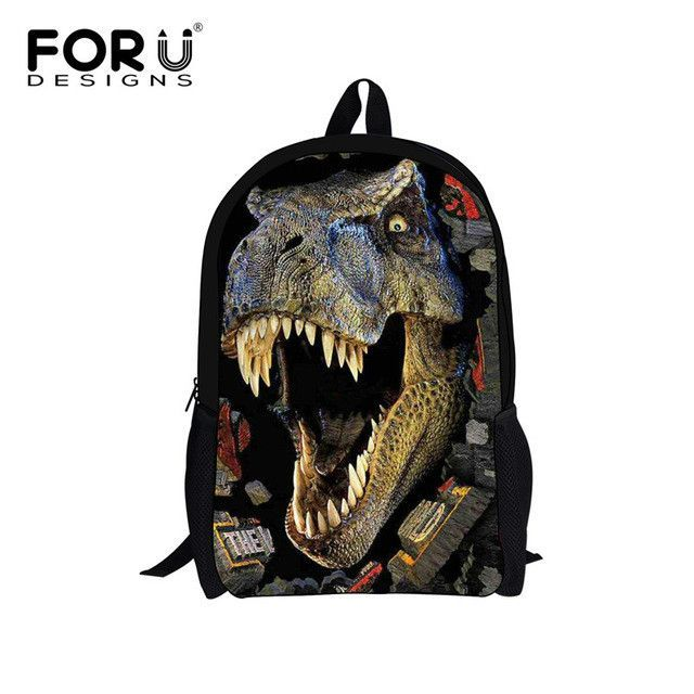 FORUDESIGNS Women Casual Backpack Cute 3D Pug Dog Printing School Backpacks  for Teenage Girls Boys Men s Travel Bags Mochila 667a19dd95ef5