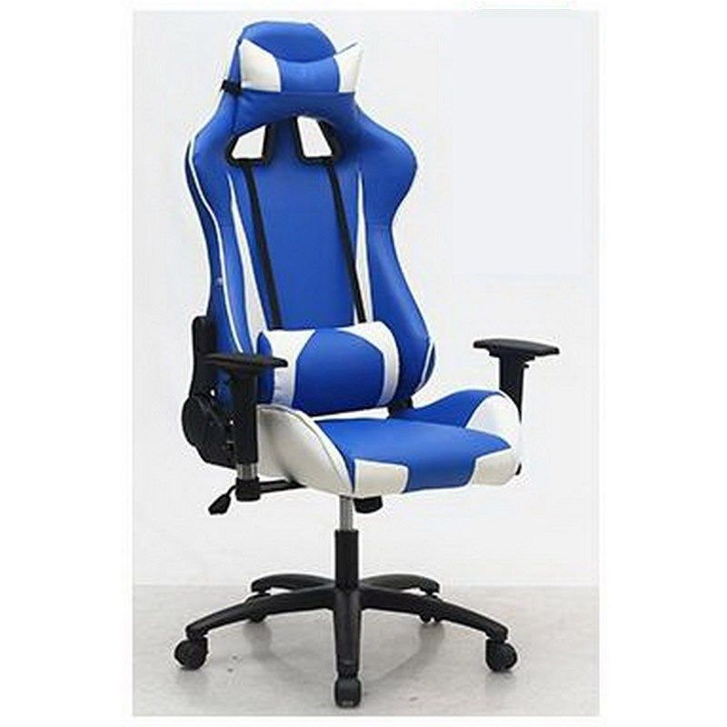 L350109 Massage Gaming Chair Massage Home Office Can Lie