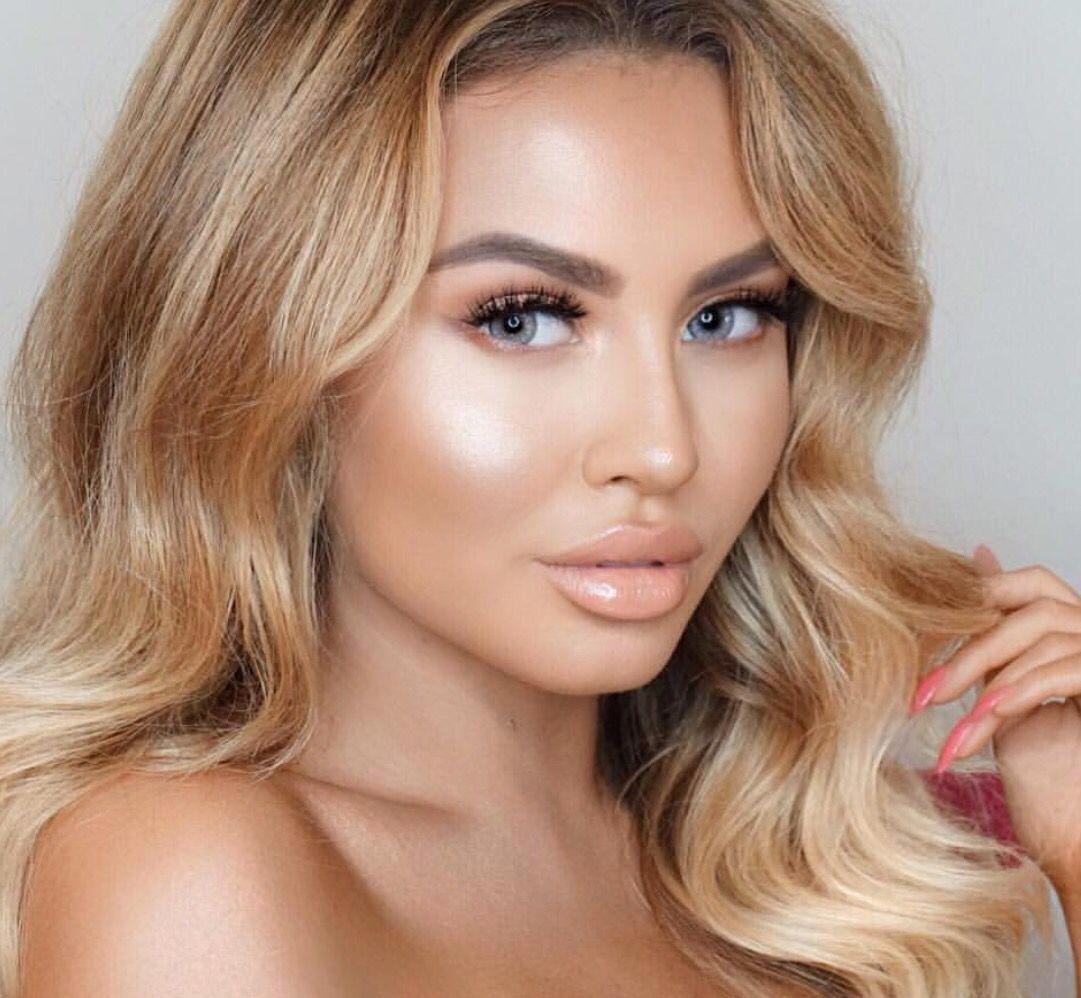 ᵛᴬᴿᵀᴬᴾ Bronzed makeup tutorial, Dewy skin, Dewy makeup