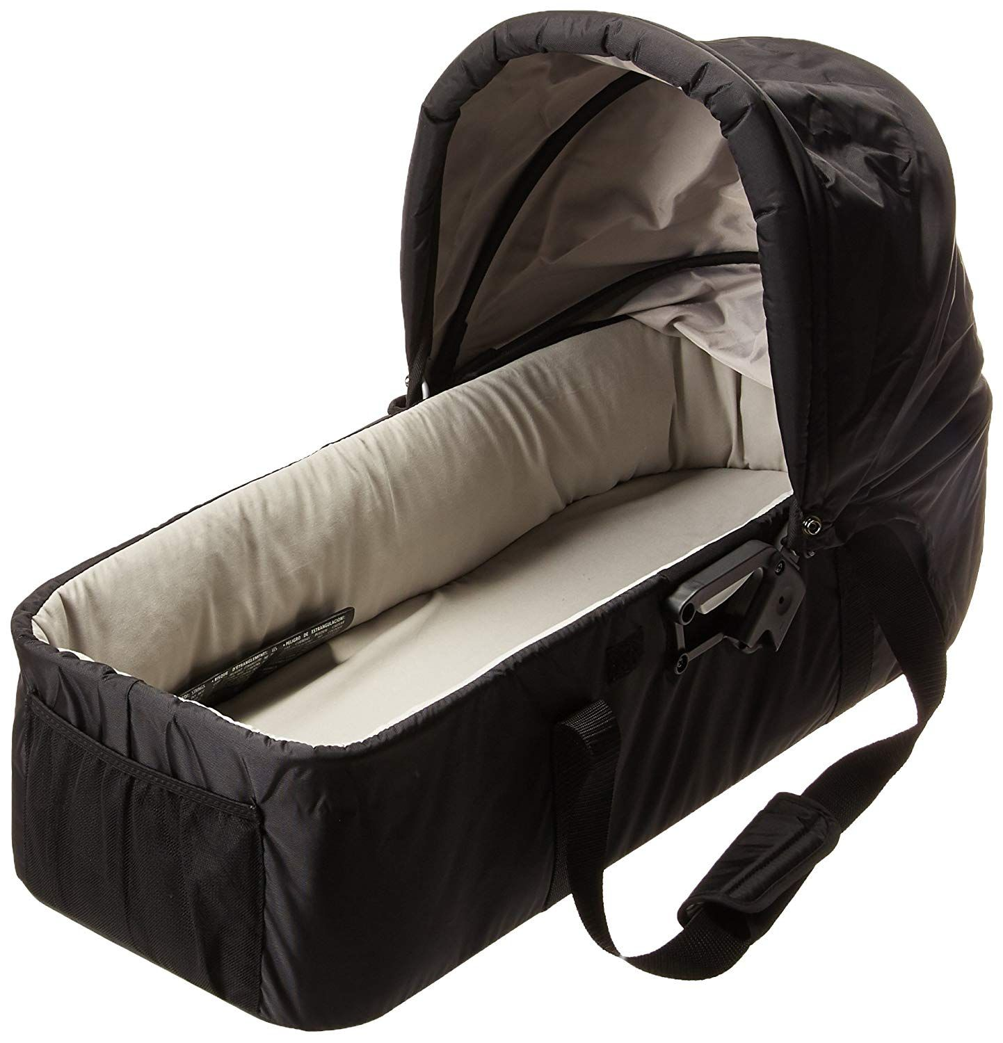 8a7563faf6 Baby Jogger Compact Carrycot Black: Amazon.co.uk: Baby £99.99 | Baby ...