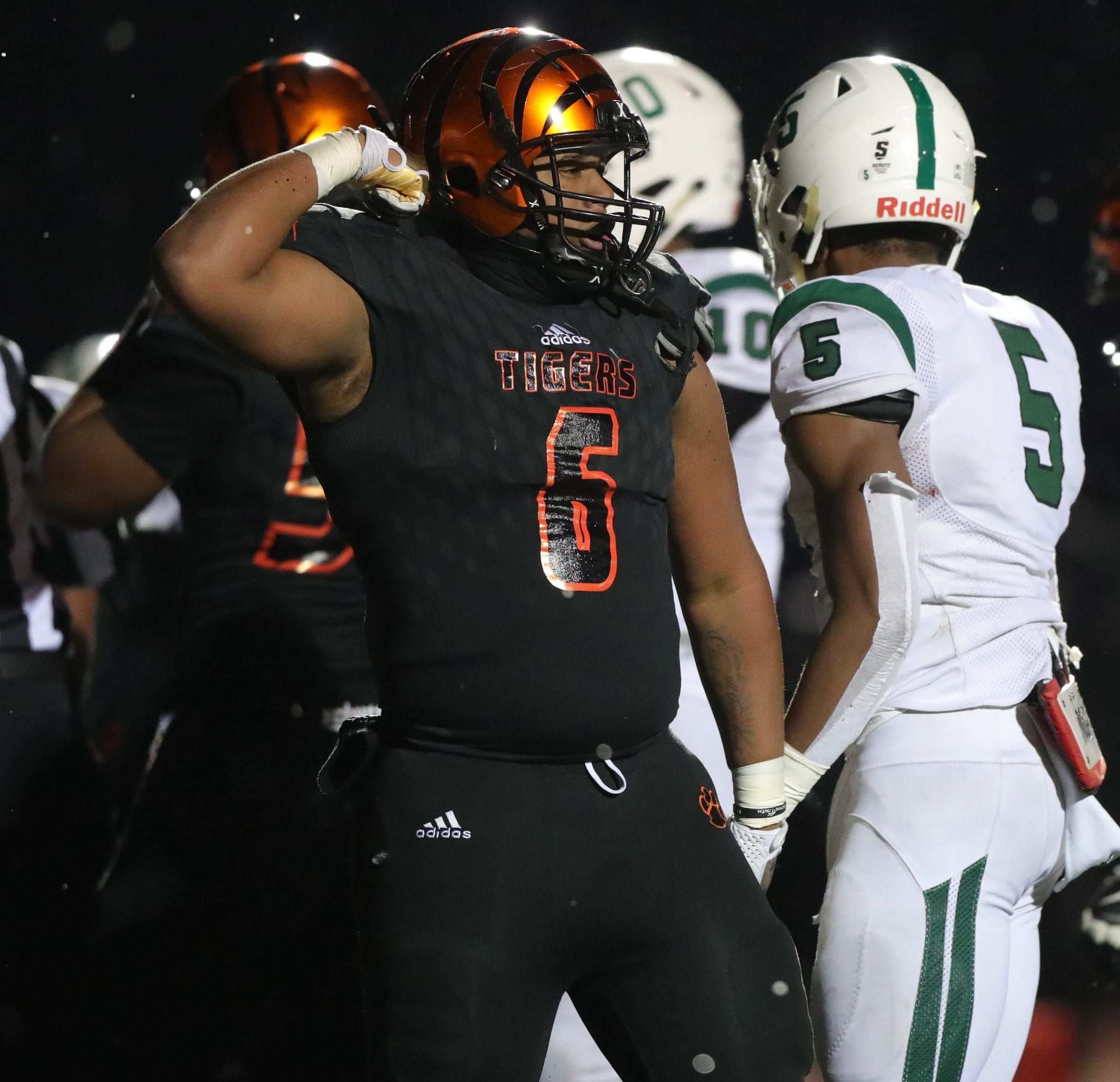 Michigan state football bellevilles jalen hunt says he