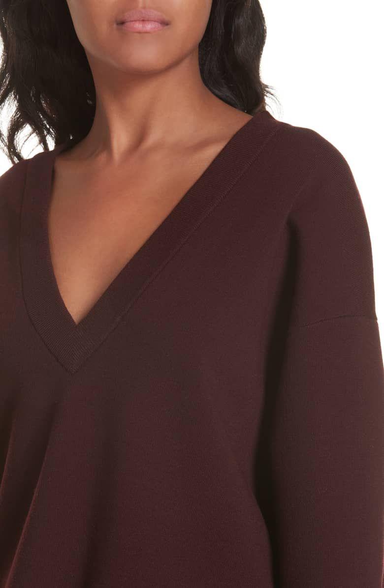 393d7243820a8 Sculpted Wool Blend Sweater