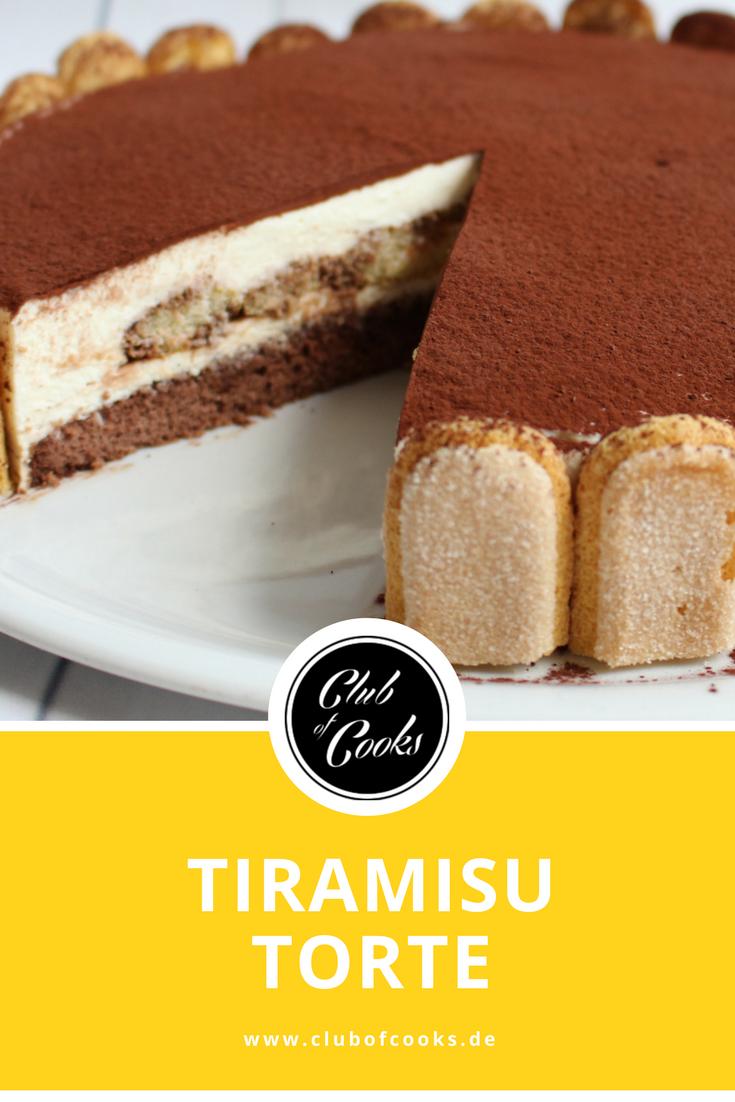 Tiramisu Torte Rezept Tiramizu Torte Tiramisu Torte Und Desserts