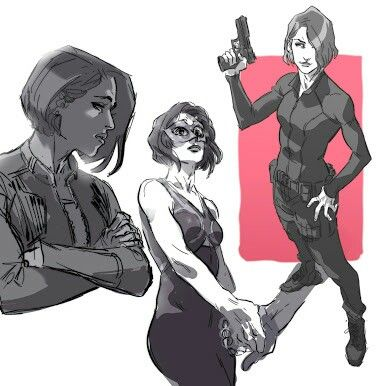 Alex Danvers fan art #Supergirl #AlexDanvers