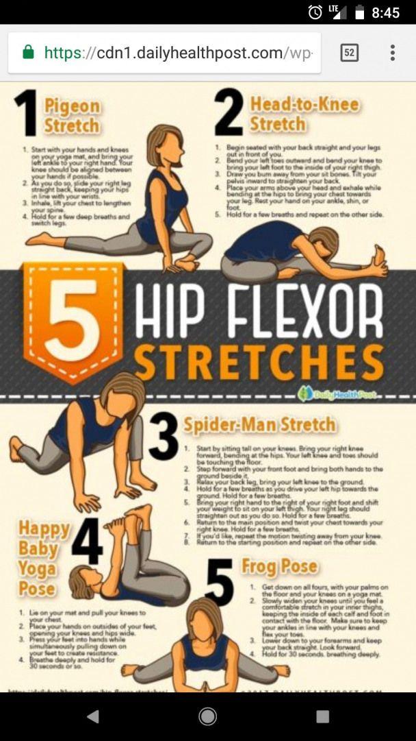 22+ How to open hip flexors ideas
