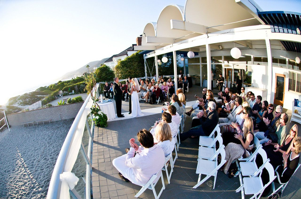Malibu West Beach Club Wedding