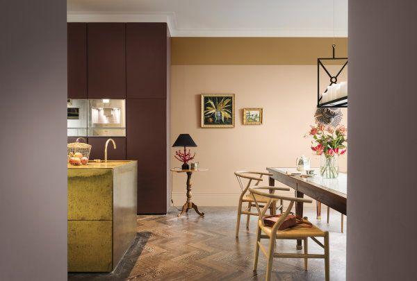 Kleurtrend Roze Interieur : Kleurtrend the comforting home u veilige haven ruimtes in