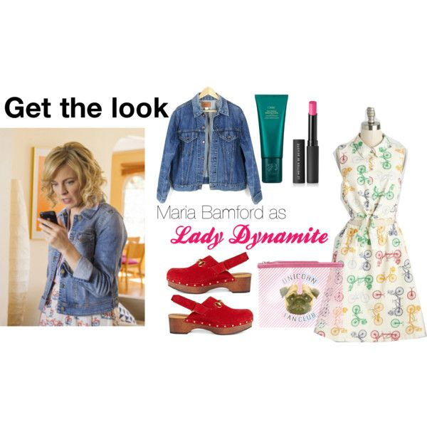 Get the look: Maria Bamford as Lady Dynamite