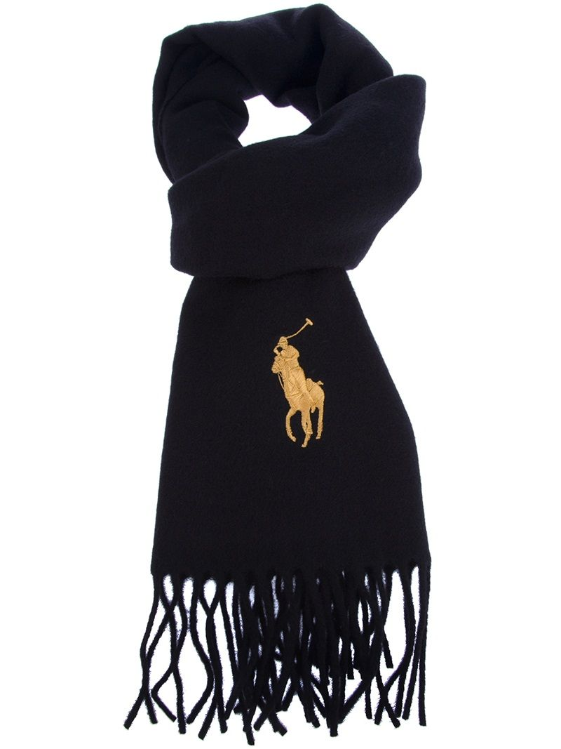 Polo Ralph Lauren Logo scarf | Polo Ralph Lauren ...