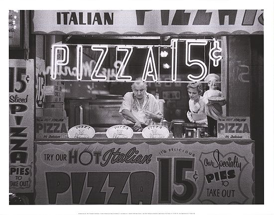 Image result for old italian vintage pizza