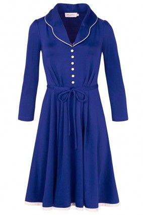 Hampton Dress (Electric Blue) (8)