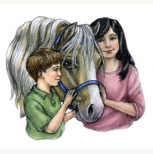 Bea the Pony by Tara Larsen Chang