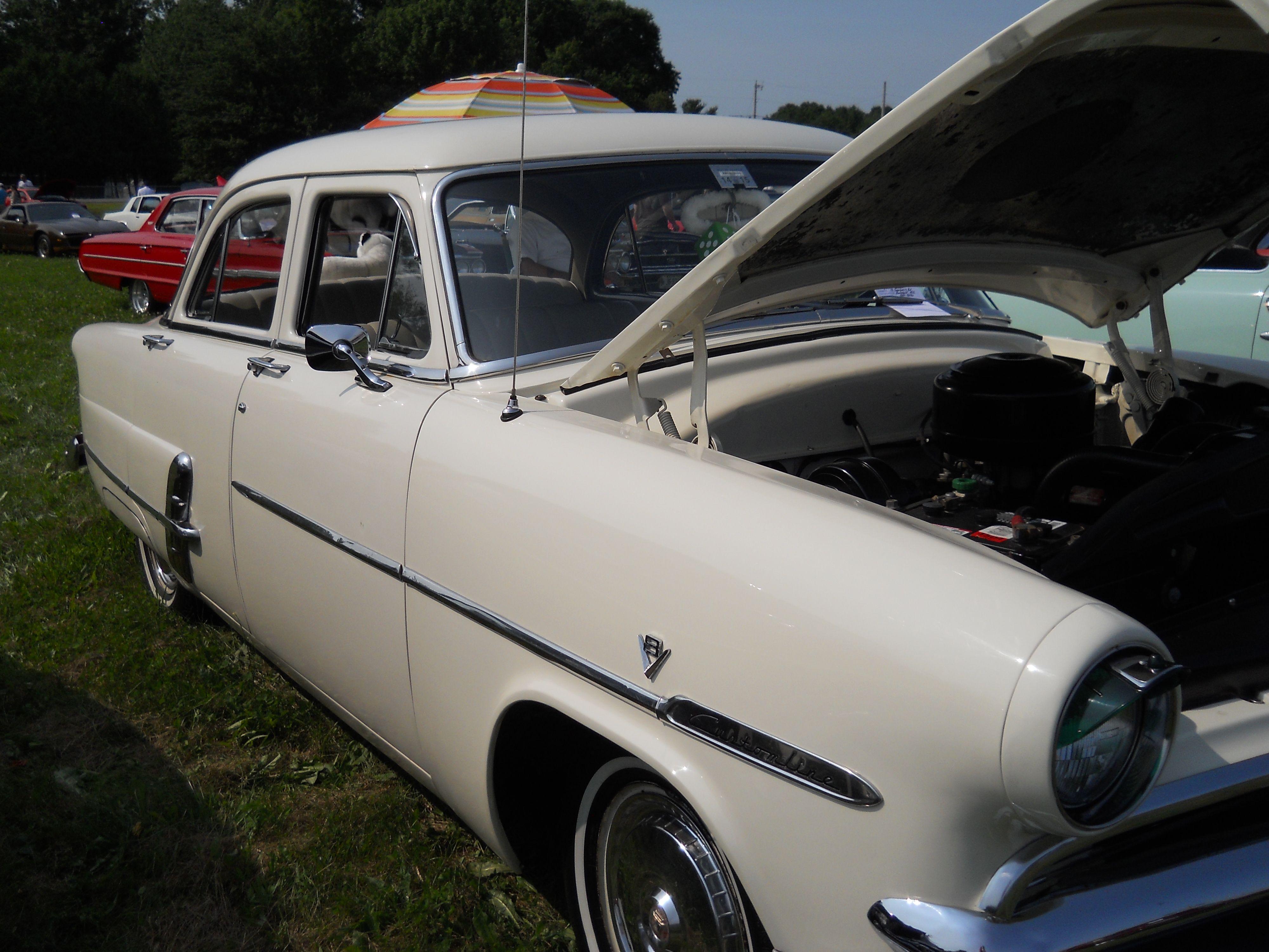 1956 ford customline wagon old car hunt - 1953 Ford V 8 Fordmatic Car
