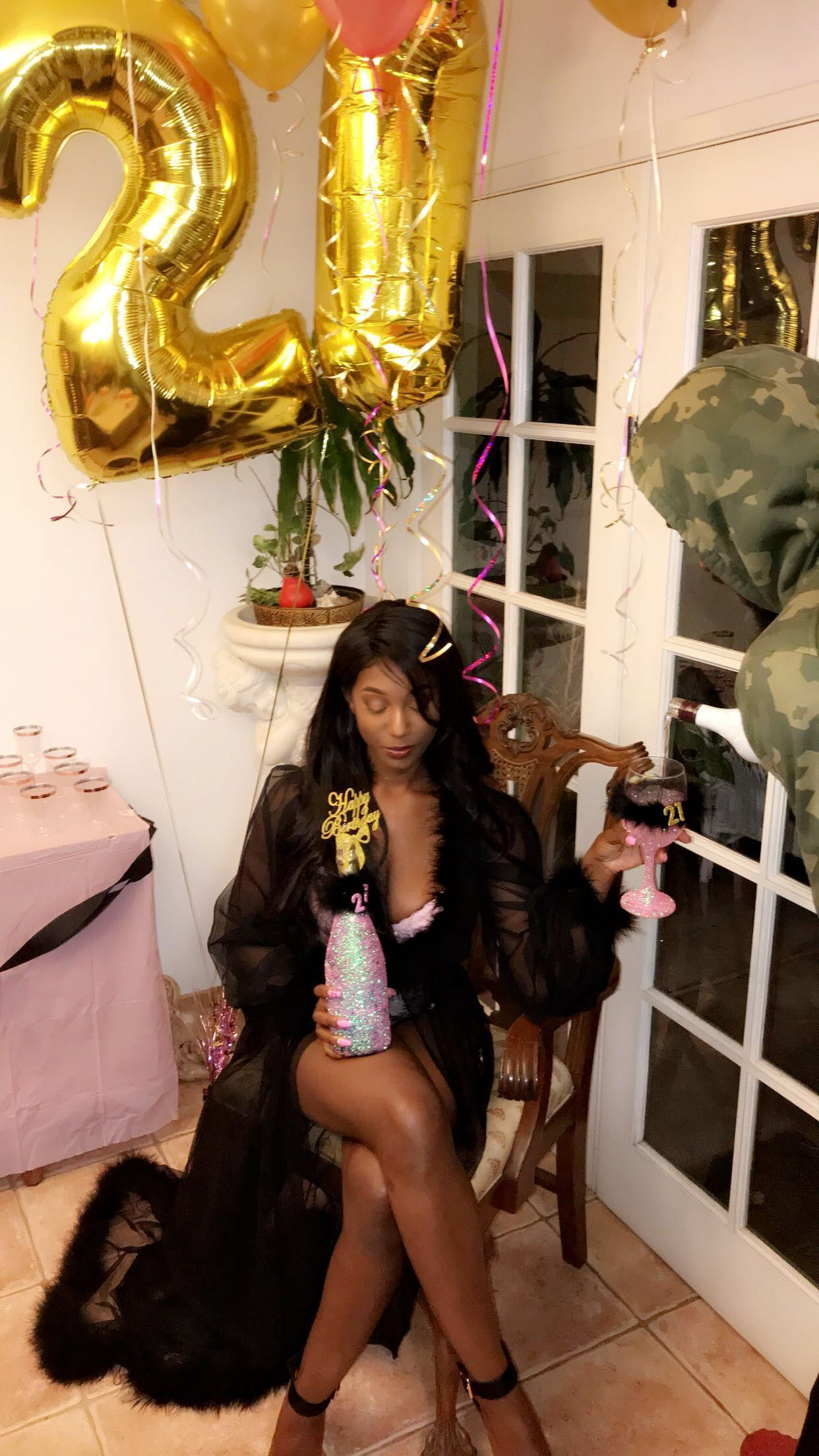 Pin On 21st Birthday Lingerie Party