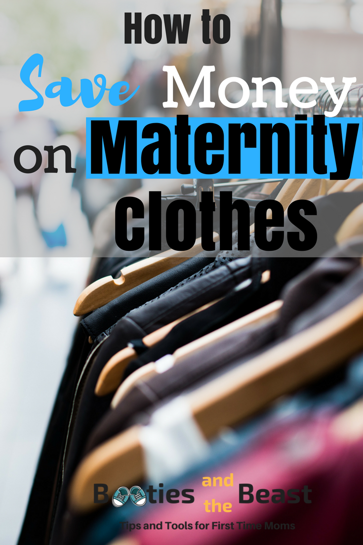 Inexpensive baby clothes: learning to save