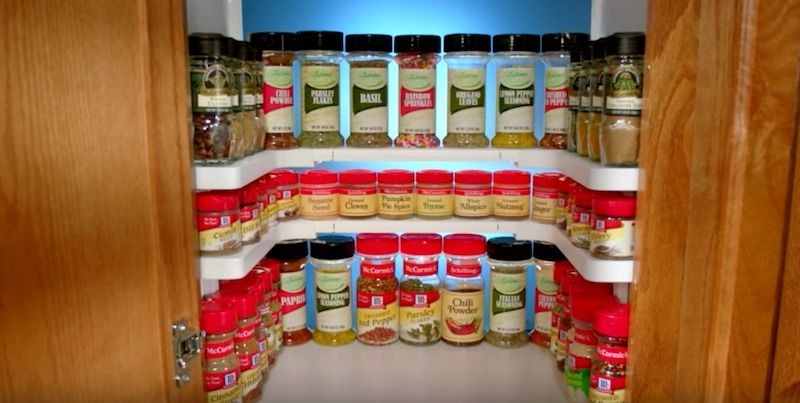 Edenware Spice Rack And Stackable Shelf Best Spicy Shelf Spice Rack The Stackable Storage Solution  For The Decorating Design