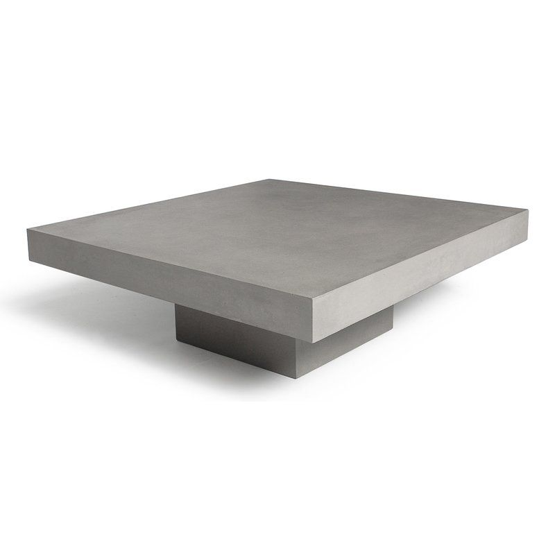 This T Coffee Table is a perfect balance to create a ...