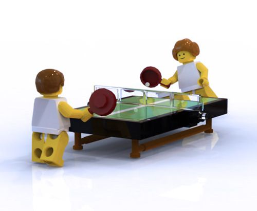 Incredible Lego Ping Pong Ping Pong Kids Table Lego Home Interior And Landscaping Mentranervesignezvosmurscom