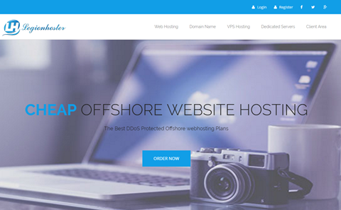 Legionhoster provide cheap VPS hosting plan, you can