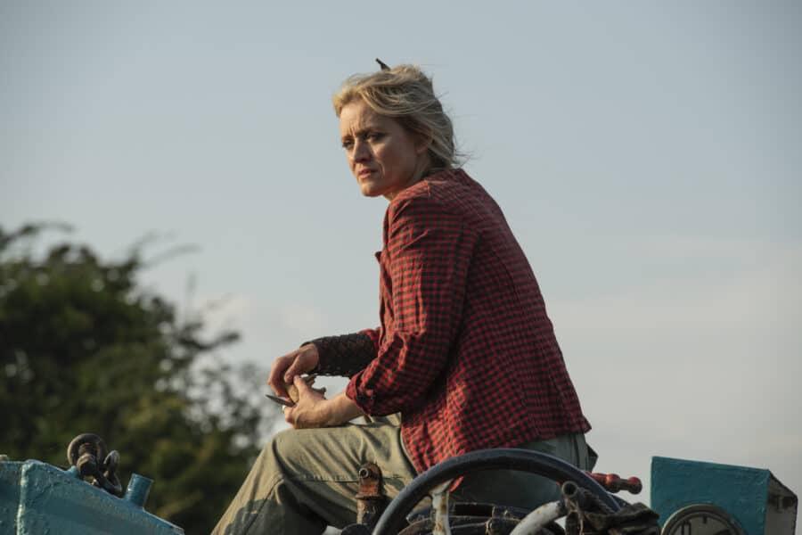 Anne-Marie Duff. photo: Alex Bailey/HBO #hisdarkmaterials