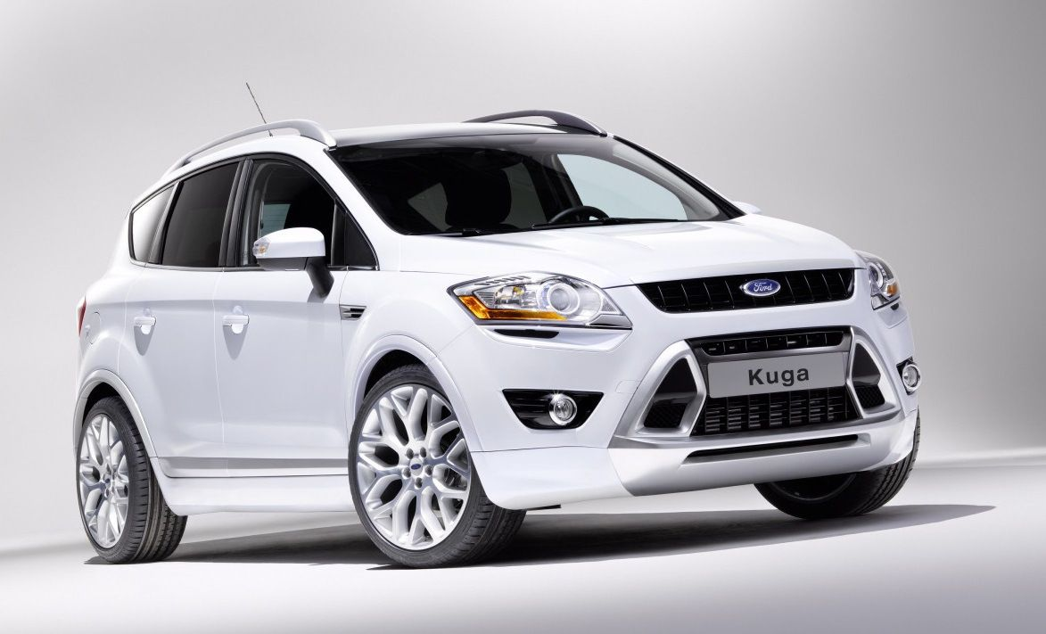 Ford kuga specification price review feature