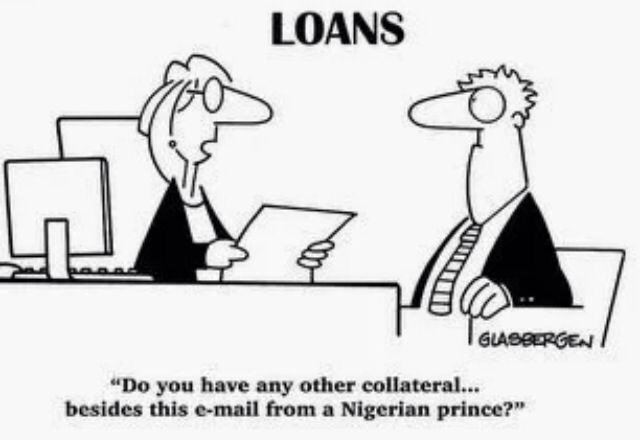 Collateral Problem Mortgage Humor Mortgage Loan Officer