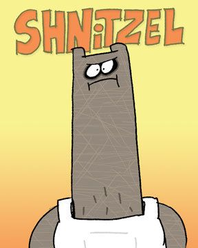 shnitzel #chowdercartoon