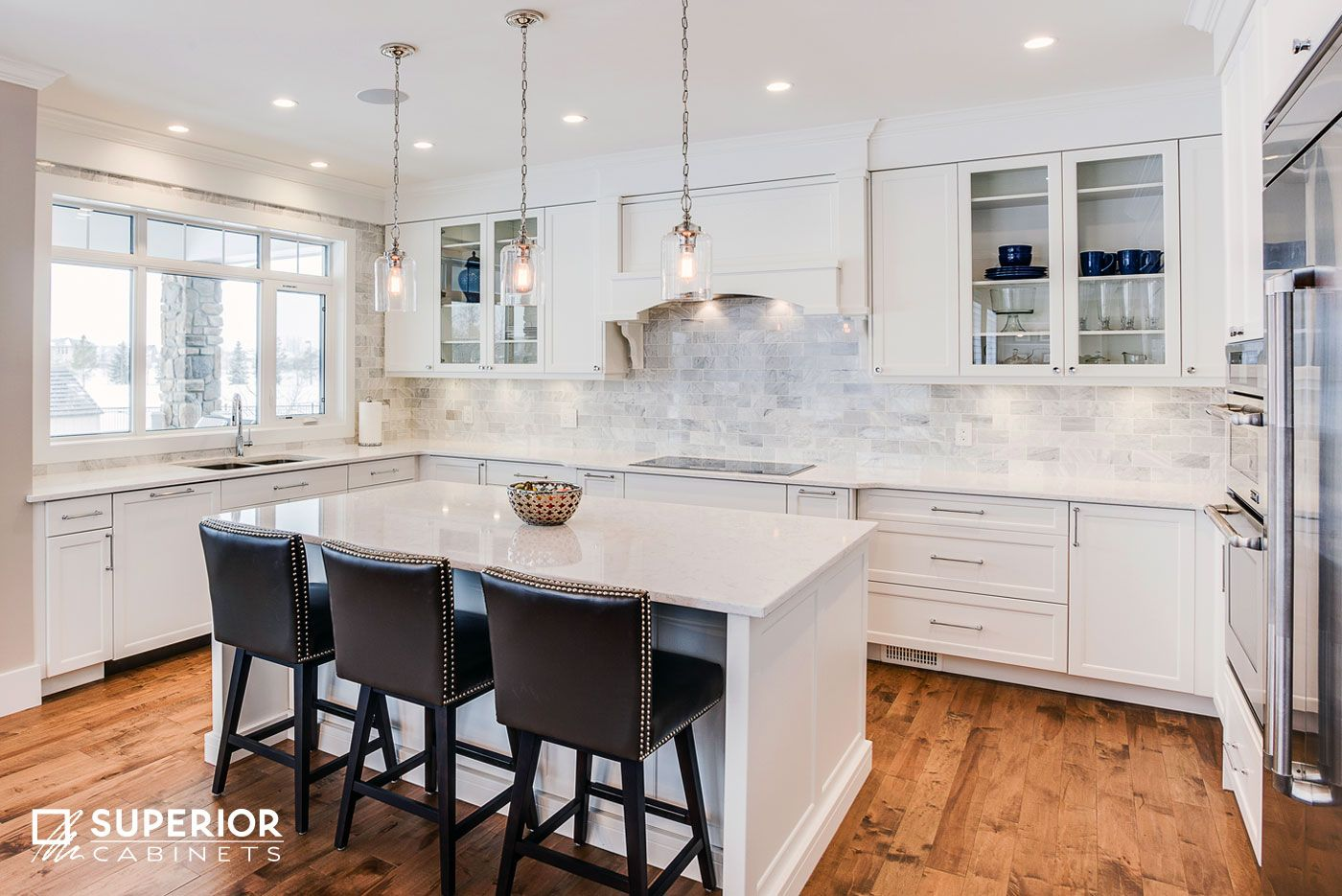 Design By Cristin Emmerson Superior Cabinets Builder Presidential Custom Homes By North Ridge Dev Quality Kitchen Cabinets Superior Cabinets Kitchen Design