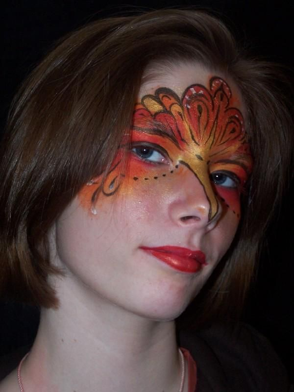 Bird Face Paint Best Face Products Face Painting Designs