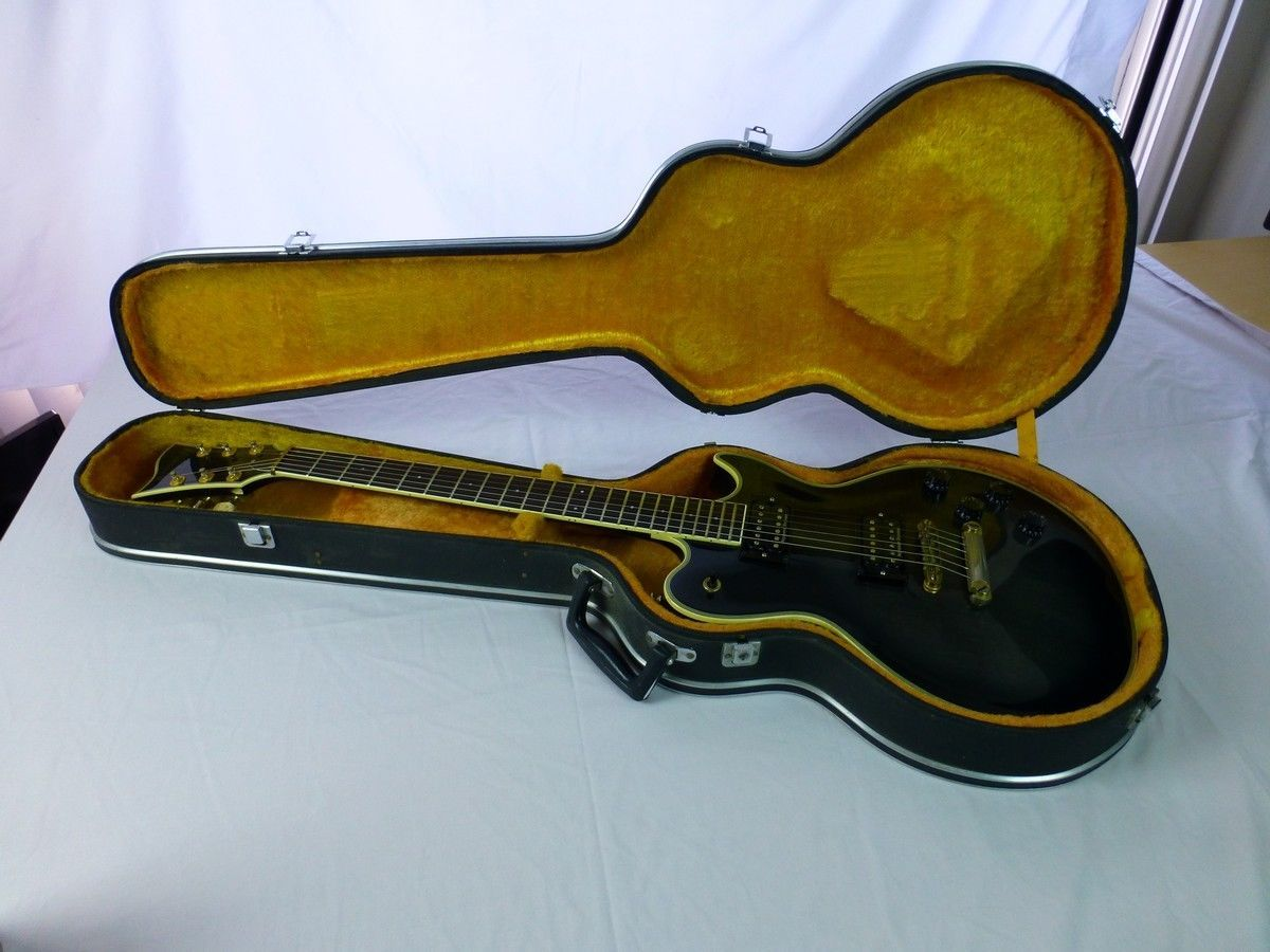 1977 Electra Pro Endorsermagnificent Guitar Set Neck Tough To