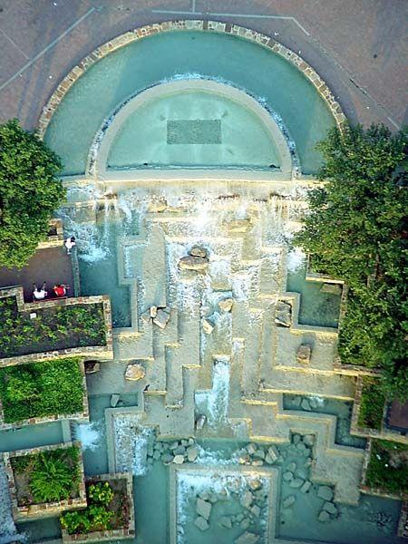 Water Gardens, San Antonio, Texas | My loves!! | Pinterest | San ...