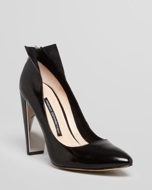 FRENCH CONNECTION Pointed Toe Pumps