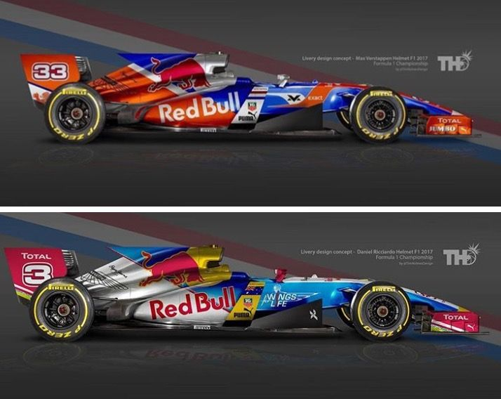 Check out these helmet inspired f1 car liveries – Artofit