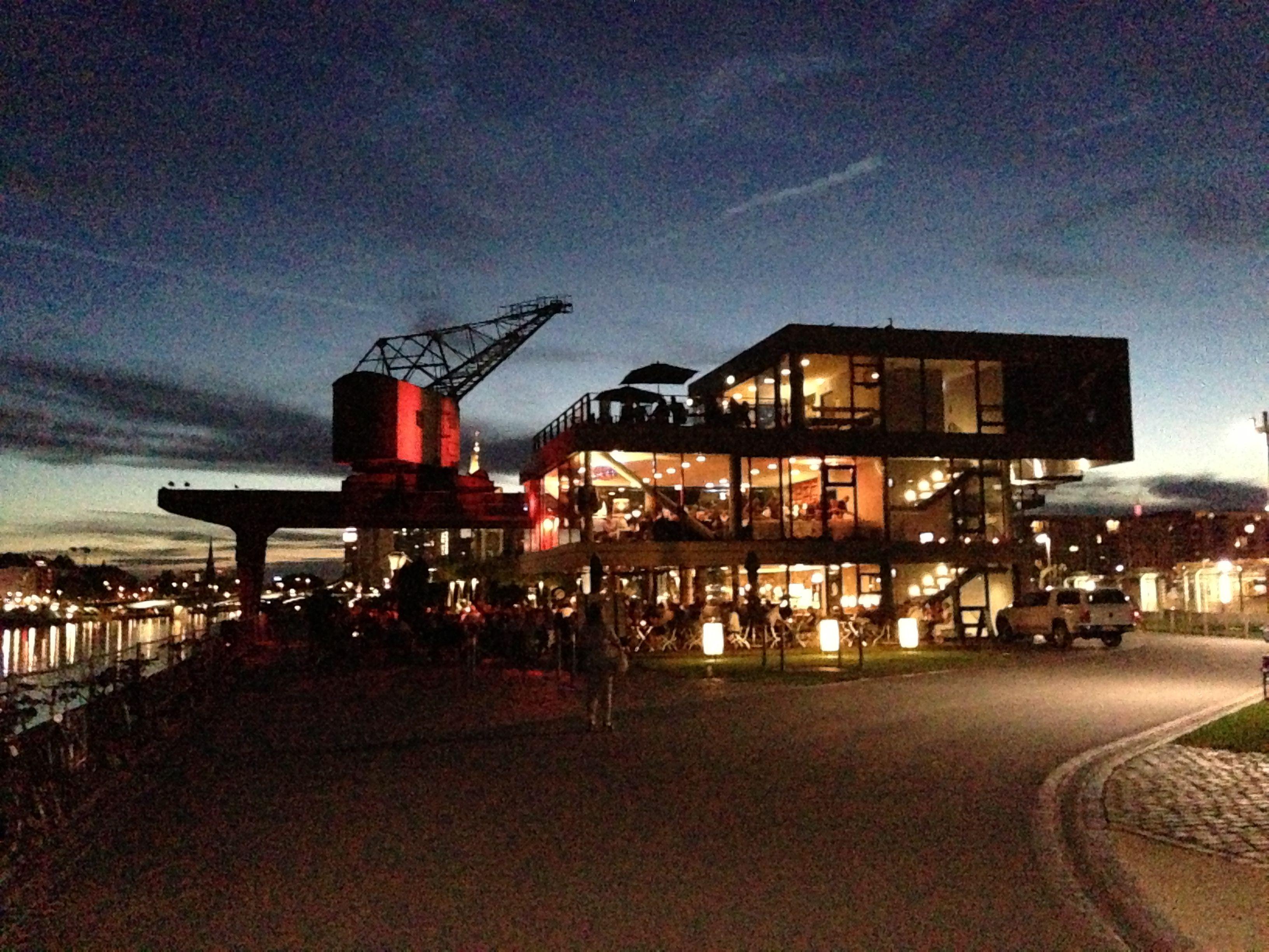 Frankfurt Oosten abendstimmung im oosten frankfurt frankfurt and city