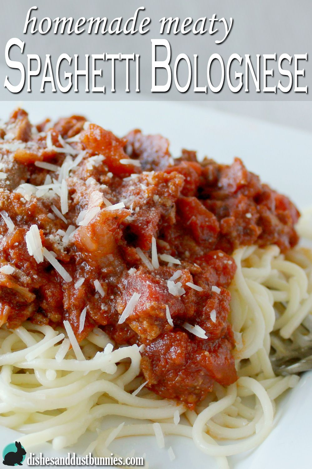 Bolognese sauce - the perfect combination 60