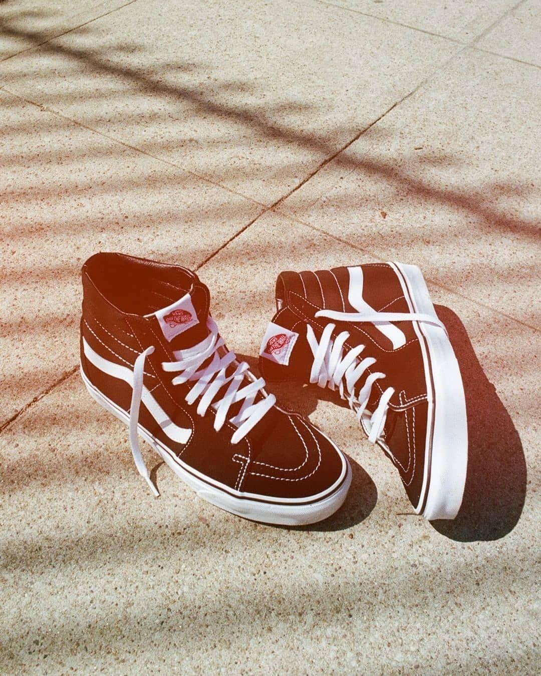 Shop the @vans Sk8-hi Shoes