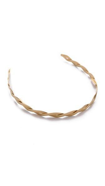 Mrs. President & Co. The Interwoven Headband
