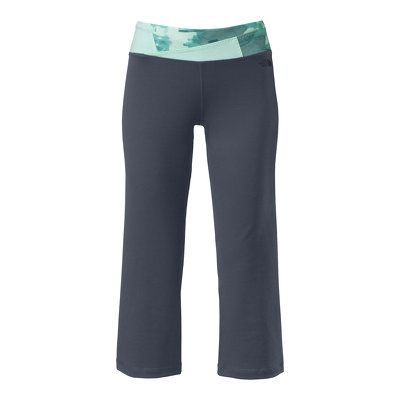 the north face  women's tadasana capri  spring 2014