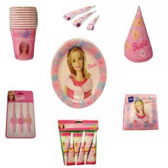 Aanbieding: Barbie Set Feestdecoratie