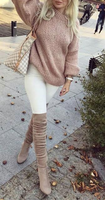 The Prettiest Winter Outfit Ideas That Will Make You Like Winter| Blogmas Day 2