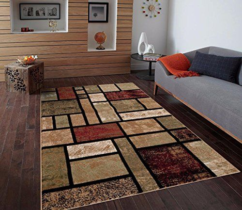 1007 Beige 710x102 Area Rug Modern Carpet Large New For More Information Visit Image Link Note It S An Affiliate Link To Amazon Tapetes Arraiolos