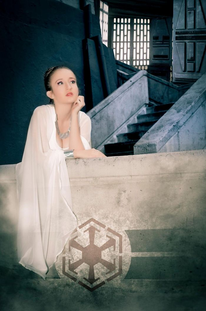 Princess Leia Organa Ceremonial Gown by AndreaArtavia on deviantART ...