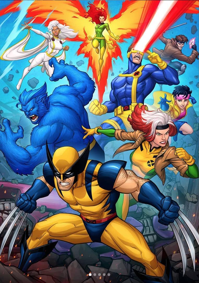 90 S X Men Art By Patrick Brown Wolverine Art Wolverine Marvel Marvel Comics Art